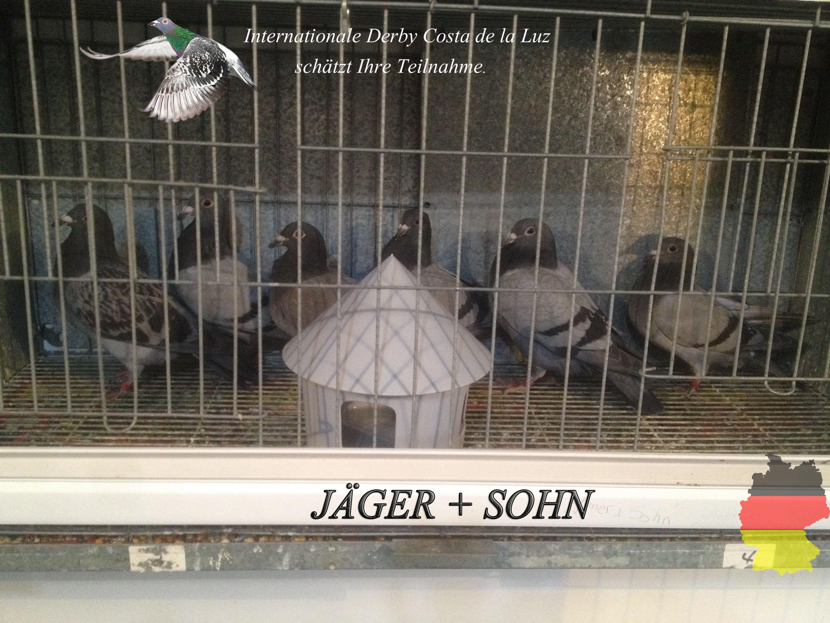 JÄGER + SOHN