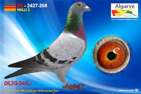 DV-02427-268/20 - HEMBRA - SCHWARZER - HOLSTIEGE - SCHNIEDERJAN