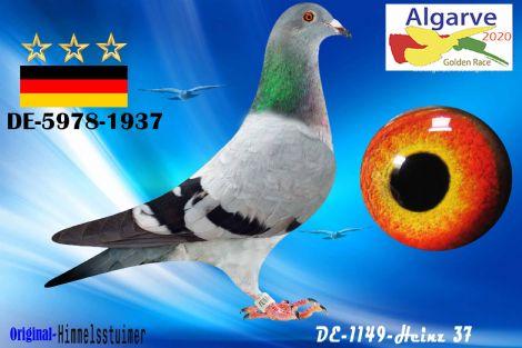 DV-05978-1937/20 - MACHO - HIMMELSSTUIMER